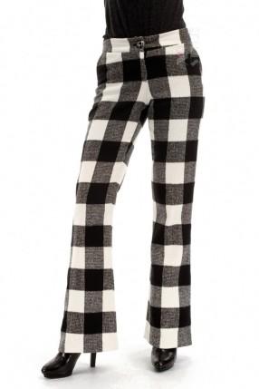 Теплые брюки-клеш Xstyle