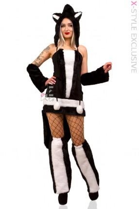 Карнавальный костюм Панда X8055