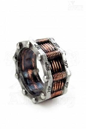 Кольцо Hi-Voltage Generator (ручная работа)
