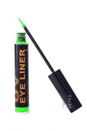 Неоновая подводка для глаз (UV-green)