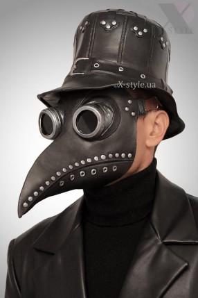 Маска Чумного доктора Steampunk XA073