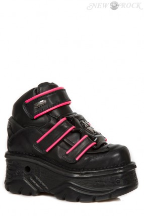 Ботинки женские Ribete Fucsia
