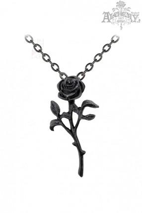 Кулон The Romance of The Black Rose
