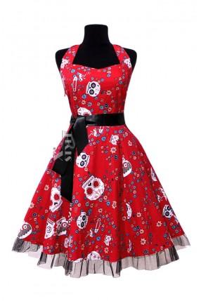 Платье Rockabilly X442