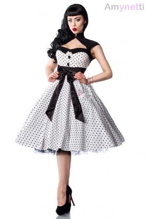 Вечернее платье в стиле Ретро Amynetti