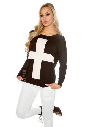 Джемпер женский Cross WM112