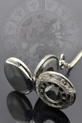 Двусторонние часы Numeralis Dessin