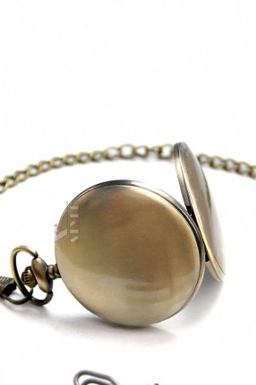 Карманные часы с цельной крышкой