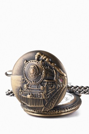 Карманные часы Brakspear Locomotive