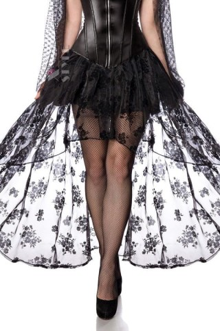 Юбка со шлейфом Vampire Queen L7203