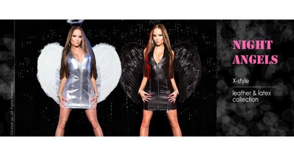Night Angels — кожа и латекс от X-Style