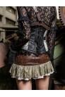 Мини-юбка Steampunk (107098) - 3