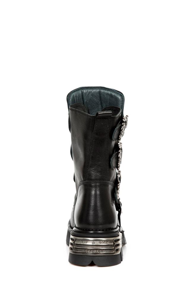 Ботинки кожаные Wild Acero