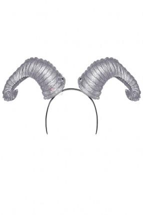 Обруч с рогами CC4219