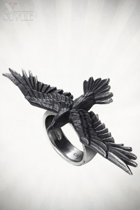 Кольцо Black Consort