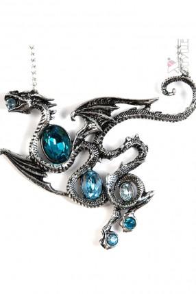 Колье Aqua Dragon