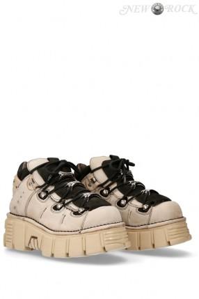 Женские кроссовки на платформе NOBUCK ALASKA ICE