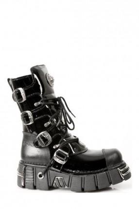 Ботинки мужские со шнуровкой