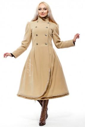 Женское кашемировое пальто X-Style