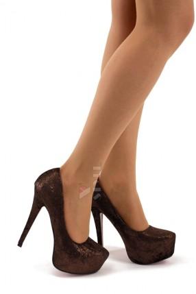 Туфли на высоком каблуке K0011