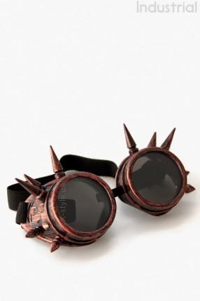 Очки-гогглы с шипами Industrial