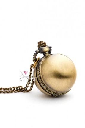 Часы в форме шарика