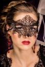 Кружевная твердая маска A1028