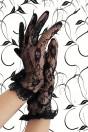 Короткие кружевные перчатки A139