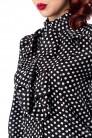 Блузка в горошек Belsira (101155) - оригинальная одежда