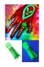 Неоновая UV краска для тела STR09 (Green)  (120009) - foto