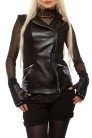 Байкерская куртка-безрукавка X-Style (112027) - цена