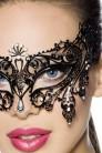 Карнавальная металлическая маска Amynetti (901016) - оригинальная одежда