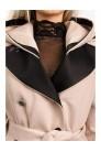 Зимнее пальто с капюшоном 115047 (115047) - 3