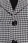 Винтажное пальто с баской (114051) - цена