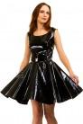 Платье клеш под латекс X-Style (105410) - оригинальная одежда