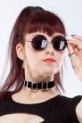 Круглые солнцезащитные очки IN5098 (905098) - оригинальная одежда