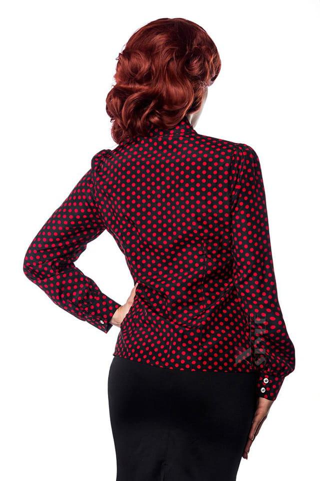 Блузка в стиле ретро Belsira