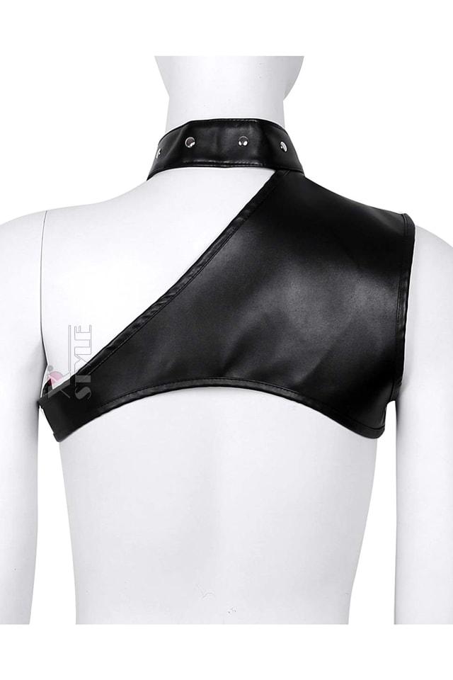 Болеро на одно плечо XC4100