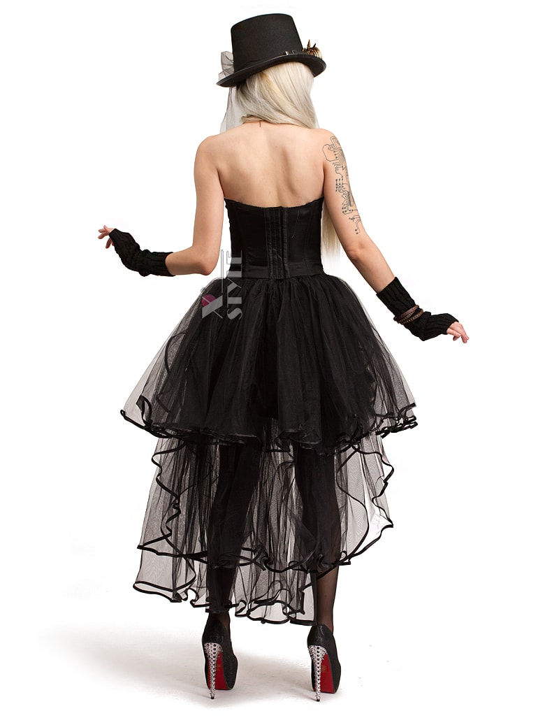 Женский костюм Steampunk Gangster