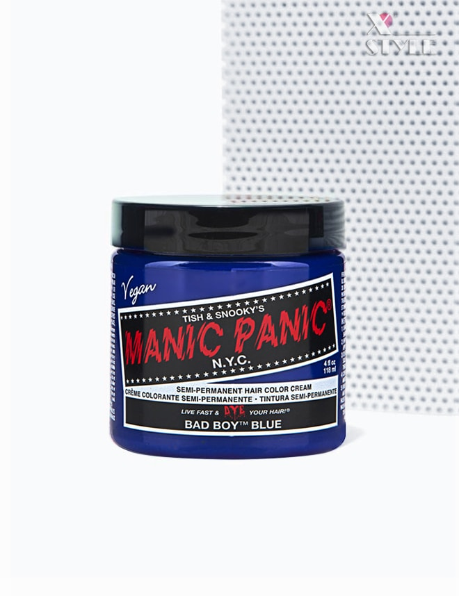 Краска Manic Panic Bad Boy Blue