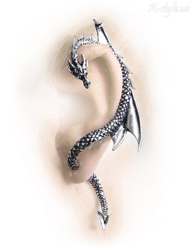Серьга The Dragons Lure (Left)
